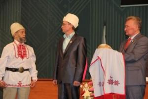 Избран новый молодой лидер Марий Оньыжа