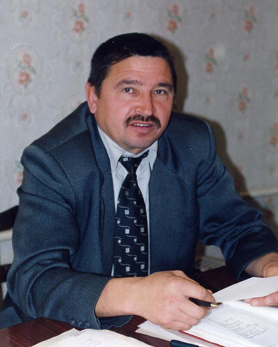 БАЙБУЛАТОВ Валерий Тимиргалеевич
