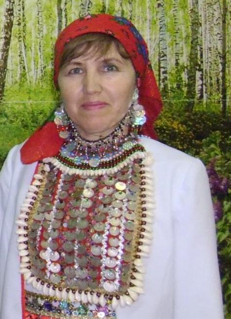 КУРОЧКИНА Алевтина Владимировна