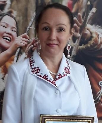 Ябекова Наталья Николаевна