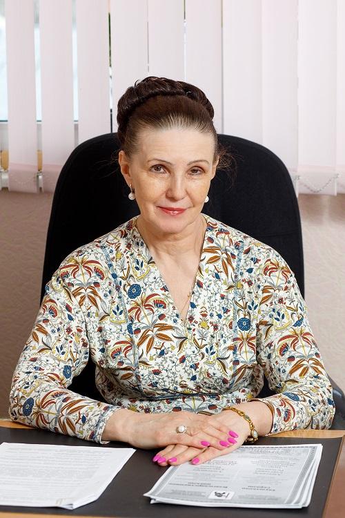 Ширяева Галина Степановна